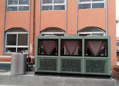 霸州市第一小学采暖革新项目
