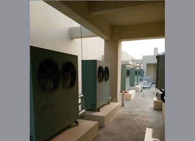 唐山六合大厦热水项目